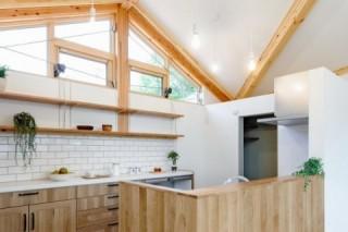 山ノ内町 デザイン住宅 湯田中の家