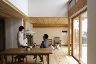 長野市 注文住宅 自然素材の家
